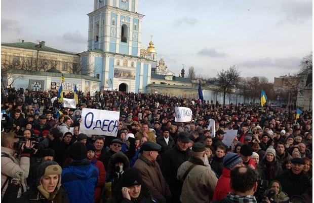 620_400_1416486672-25091 Первая годовщина Евромайдана: как начиналась революция