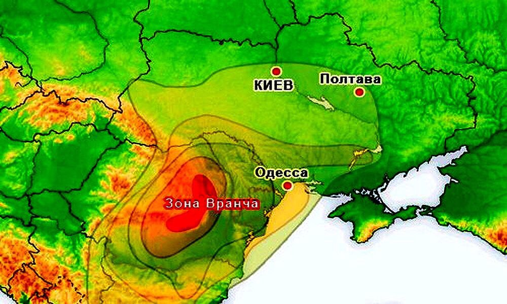 6Z_irts0puE Измаил встряхнуло сильное землетрясение (ВИДЕО)