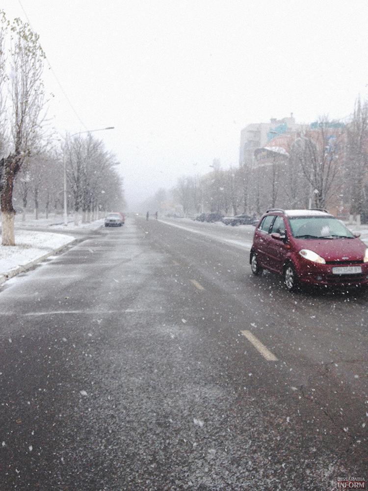 На Одесчине сегодня с прояснениями. Местами возможны дожди