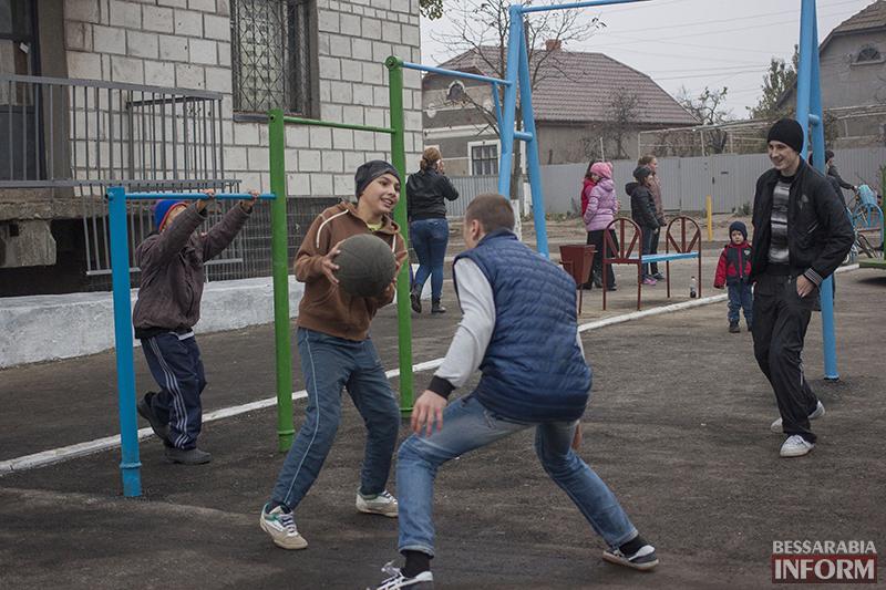 IMG_1227-копия В Измаиле открыта еще одна детская площадка (ФОТО)