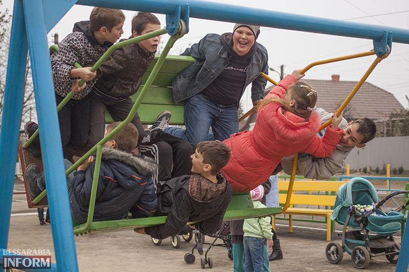 IMG_1246-копия В Измаиле открыта еще одна детская площадка (ФОТО)