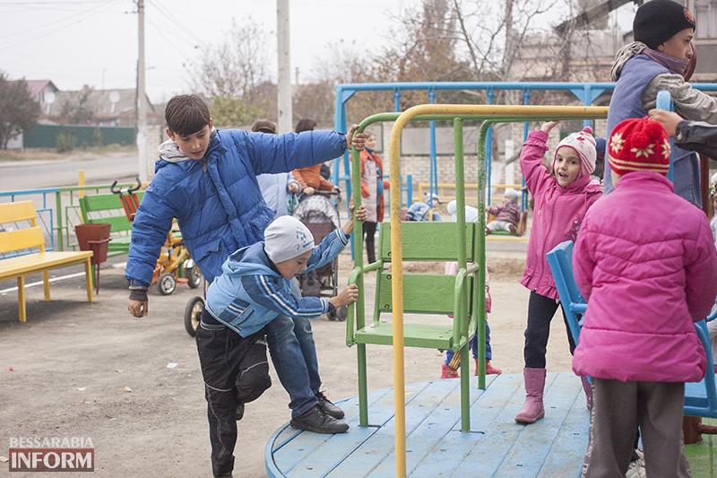 IMG_1262-копия В Измаиле открыта еще одна детская площадка (ФОТО)
