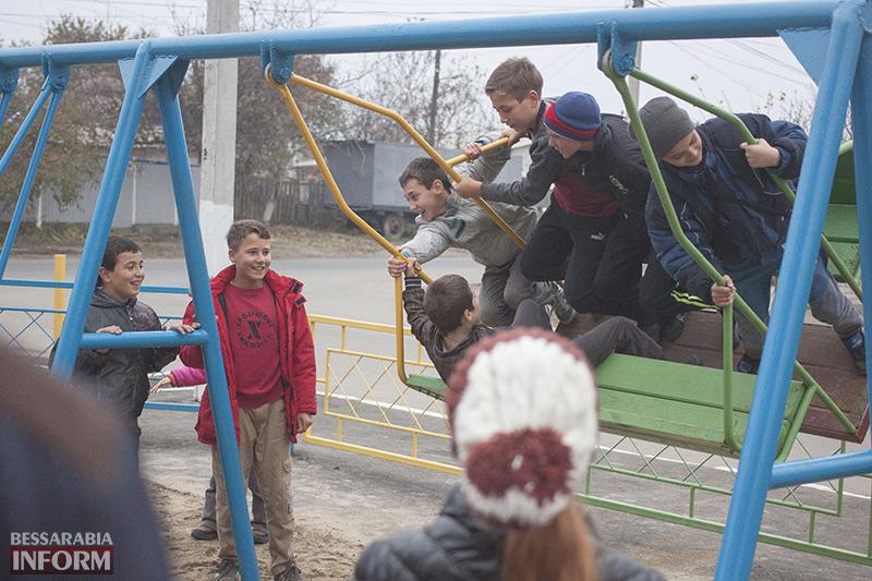 IMG_1278-копия В Измаиле открыта еще одна детская площадка (ФОТО)