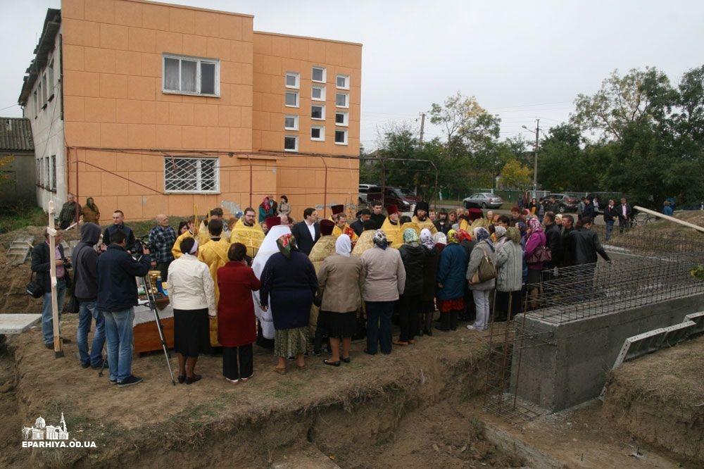 IMG_6018 В Измаильском районе появится церковь благодаря Порошенко (фото)