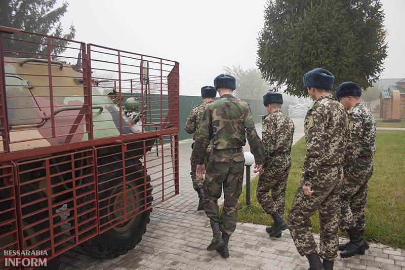 bronemashuna-izmaily-10 Измаил: С недели пограничники отправят новый бронетранспрот на АТО (ФОТО)