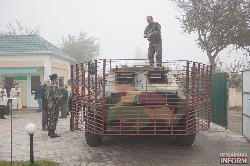 bronemashuna-izmaily-12 Измаил: С недели пограничники отправят новый бронетранспрот на АТО (ФОТО)