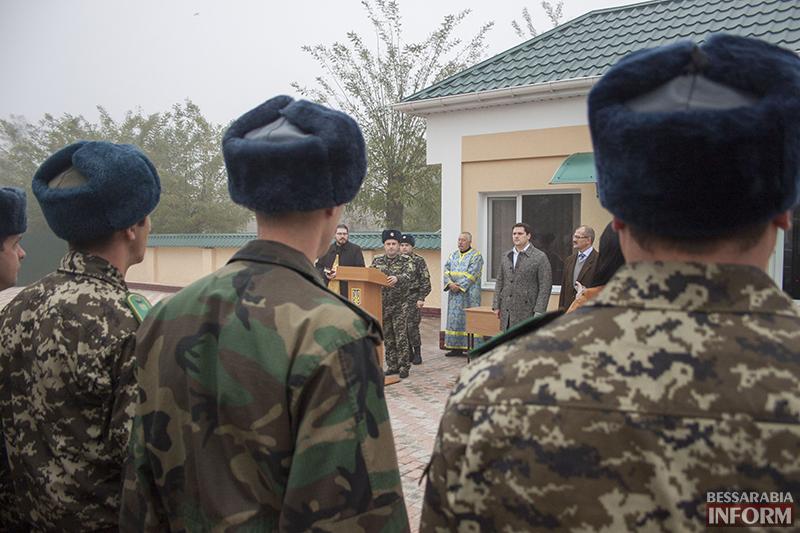 bronemashuna-izmaily-2 Измаил: С недели пограничники отправят новый бронетранспрот на АТО (ФОТО)