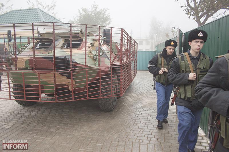 bronemashuna-izmaily-5 Измаил: С недели пограничники отправят новый бронетранспрот на АТО (ФОТО)