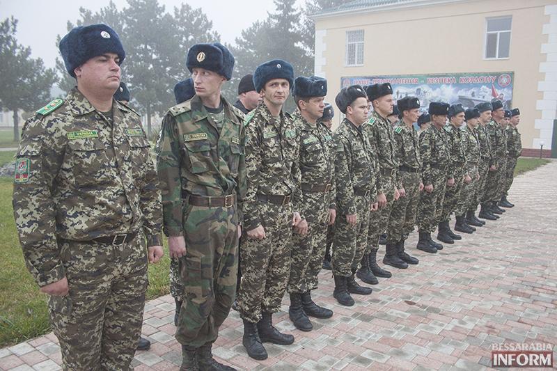 bronemashuna-izmaily-6 Измаил: С недели пограничники отправят новый бронетранспрот на АТО (ФОТО)