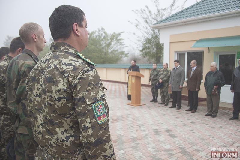 bronemashuna-izmaily-7 Измаил: С недели пограничники отправят новый бронетранспрот на АТО (ФОТО)