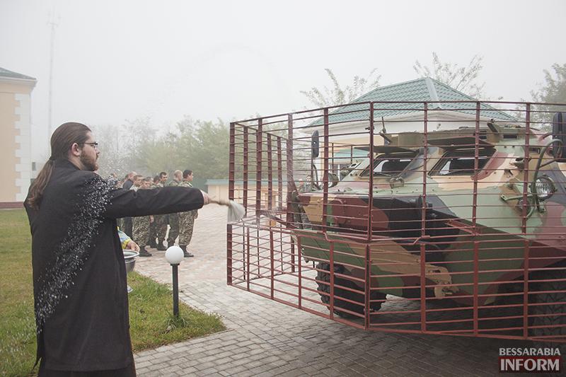 bronemashuna-izmaily-8 Измаил: С недели пограничники отправят новый бронетранспрот на АТО (ФОТО)
