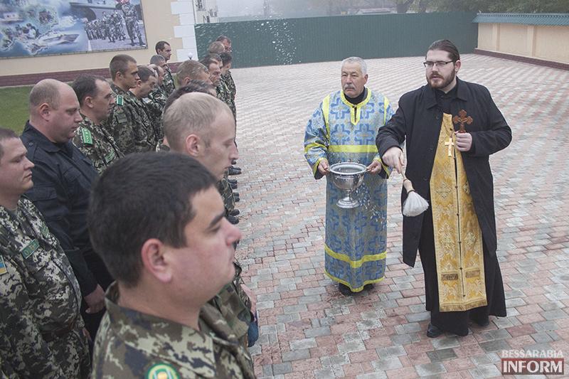 bronemashuna-izmaily-9 Измаил: С недели пограничники отправят новый бронетранспрот на АТО (ФОТО)