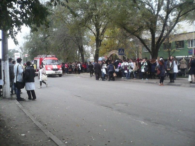 dRdBIph80RM В Измаиле горело медучилище (фото)