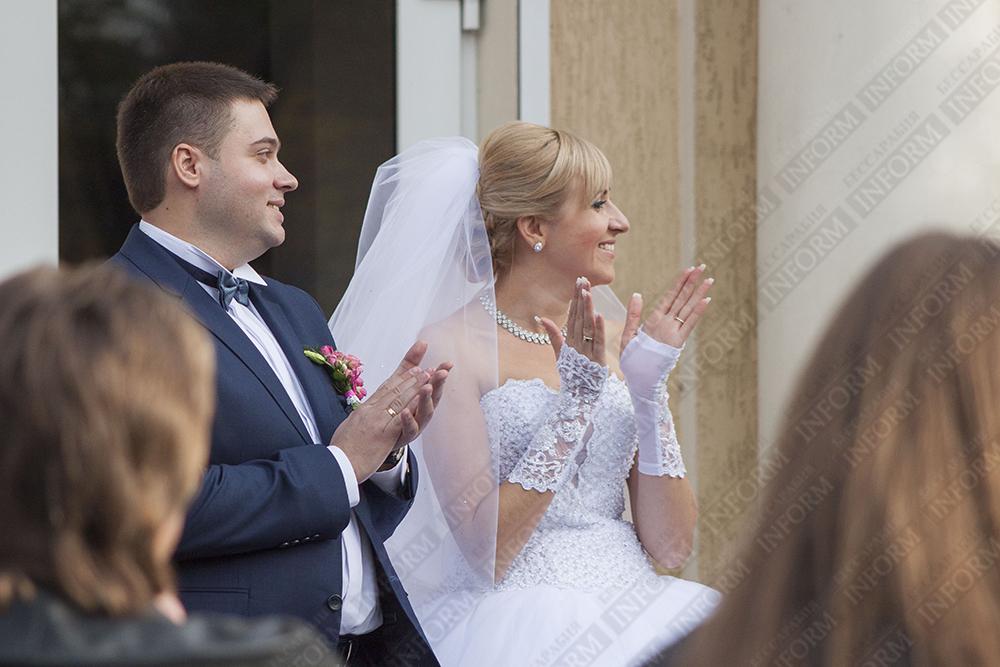 levchenko-wedd-izmail-3 Директор измаильского Дворца культуры вышла замуж (фото)