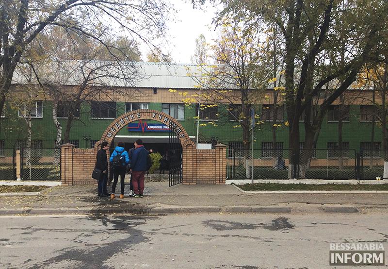 medpojar-izmAil-1 В Измаиле горело медучилище (фото)