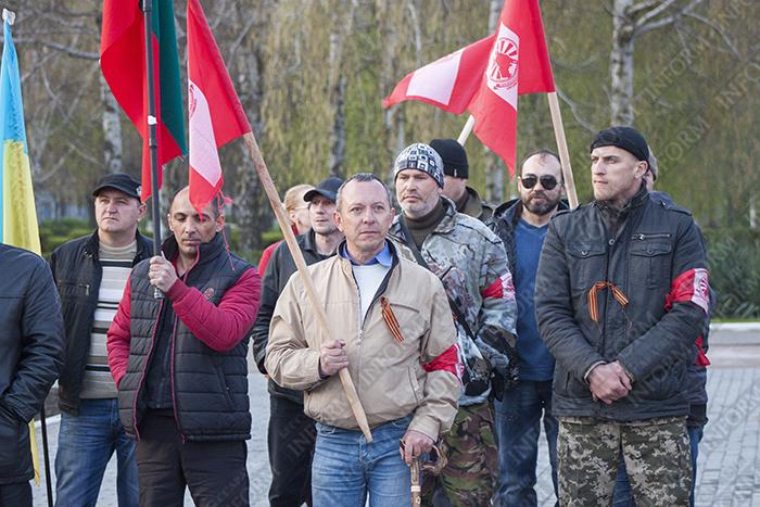 В Рени, Измаиле и Килие - сепаратистов нет