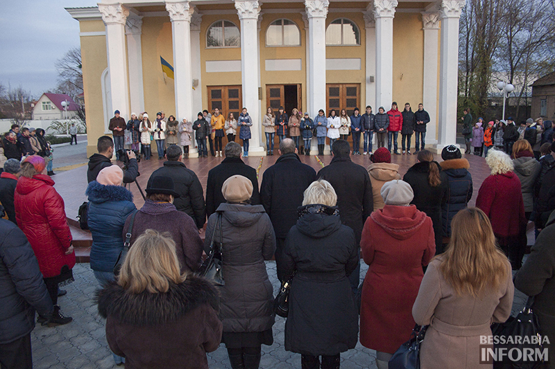 pamyat-golodomora-1 Измаил: первые лица города проигнорировали мероприятия памяти жертв Голодомора (ФОТО)