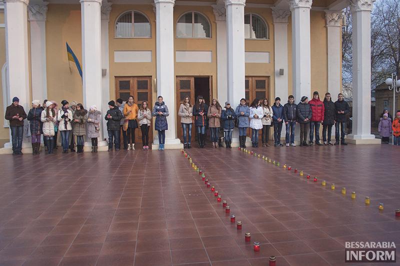 pamyat-golodomora-2 Измаил: первые лица города проигнорировали мероприятия памяти жертв Голодомора (ФОТО)
