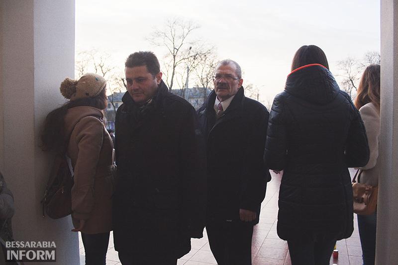 Измаил: первые лица города проигнорировали мероприятия памяти жертв Голодомора (ФОТО)