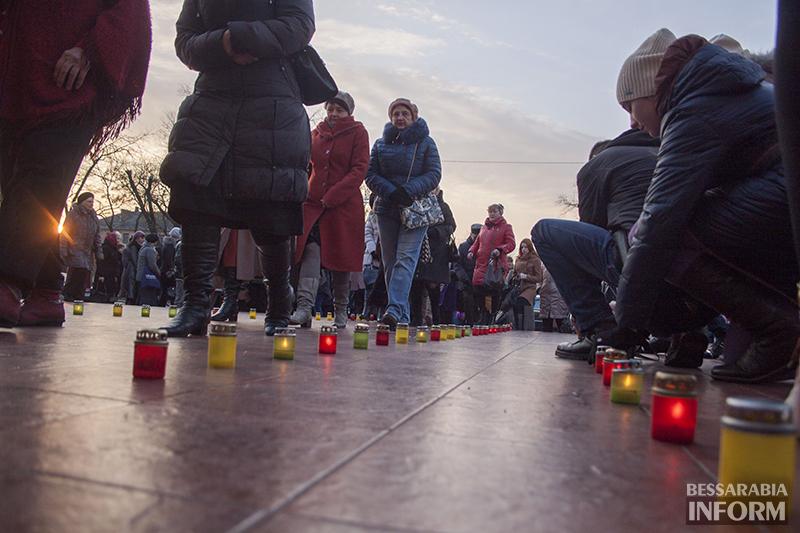 pamyat-golodomora-4 Измаил: первые лица города проигнорировали мероприятия памяти жертв Голодомора (ФОТО)
