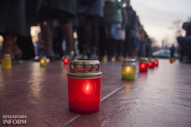 pamyat-golodomora-5 Измаил: первые лица города проигнорировали мероприятия памяти жертв Голодомора (ФОТО)