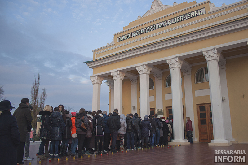 pamyat-golodomora-6 Измаил: первые лица города проигнорировали мероприятия памяти жертв Голодомора (ФОТО)