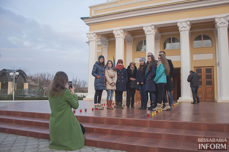 pamyat-golodomora-7 Измаил: первые лица города проигнорировали мероприятия памяти жертв Голодомора (ФОТО)