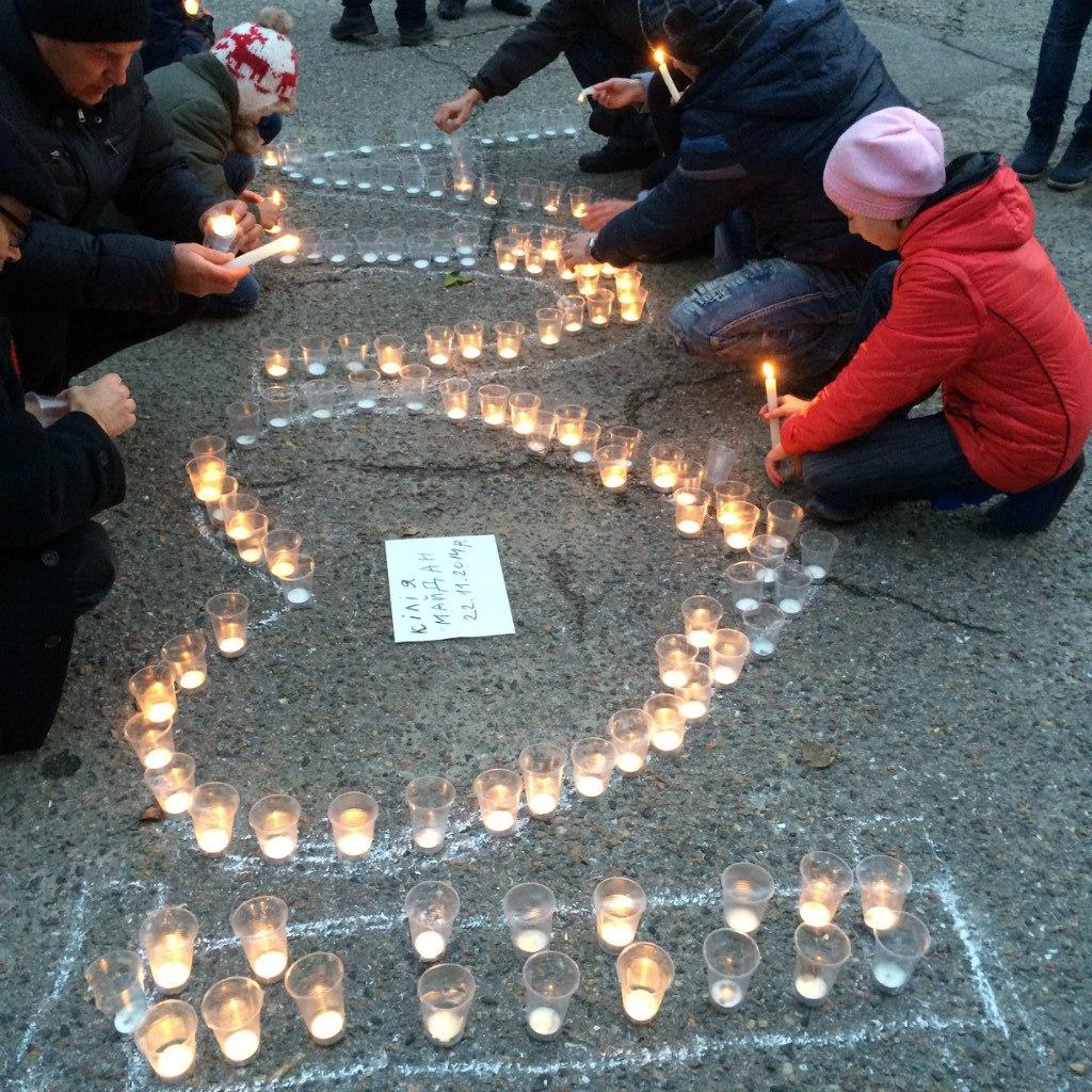 qs-DDqeLYCM В Килие почтили память жертв Голодомора (видео, фото)