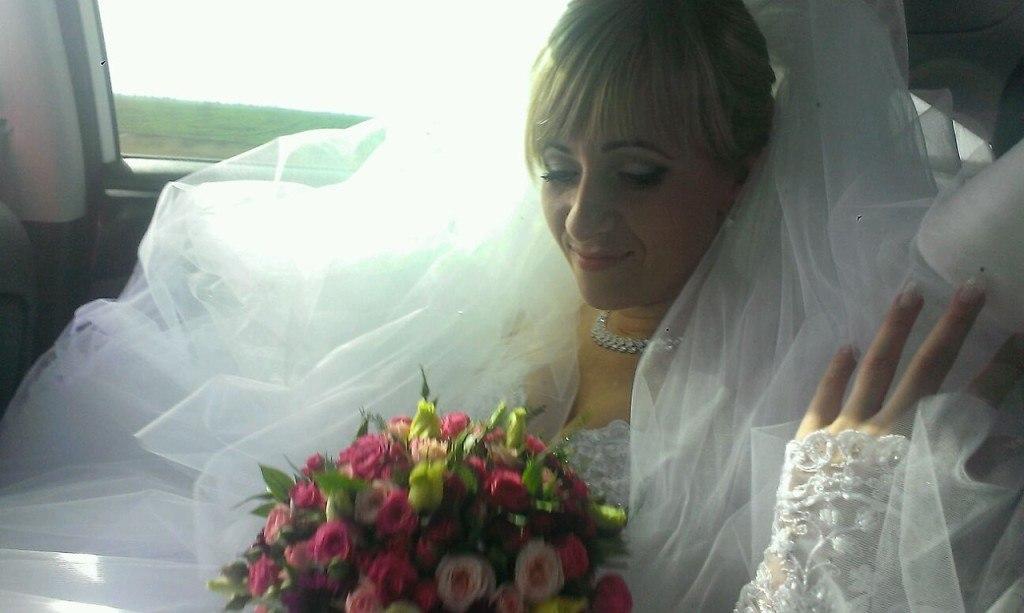 v3ISTdXSXIg Директор измаильского Дворца культуры вышла замуж (фото)