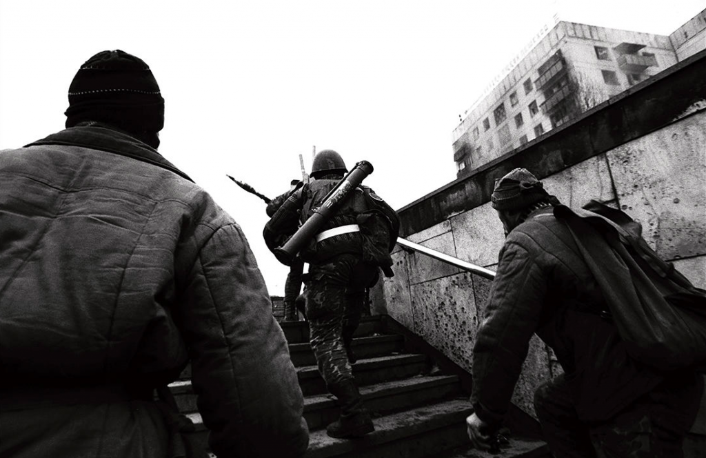 20 лет с начала Первой чеченской войны