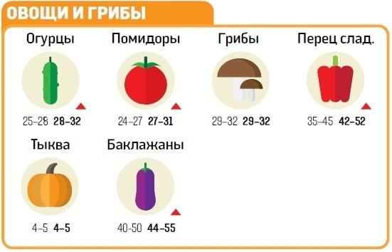 Насколько вырастут цены на еду в декабре: инфографика
