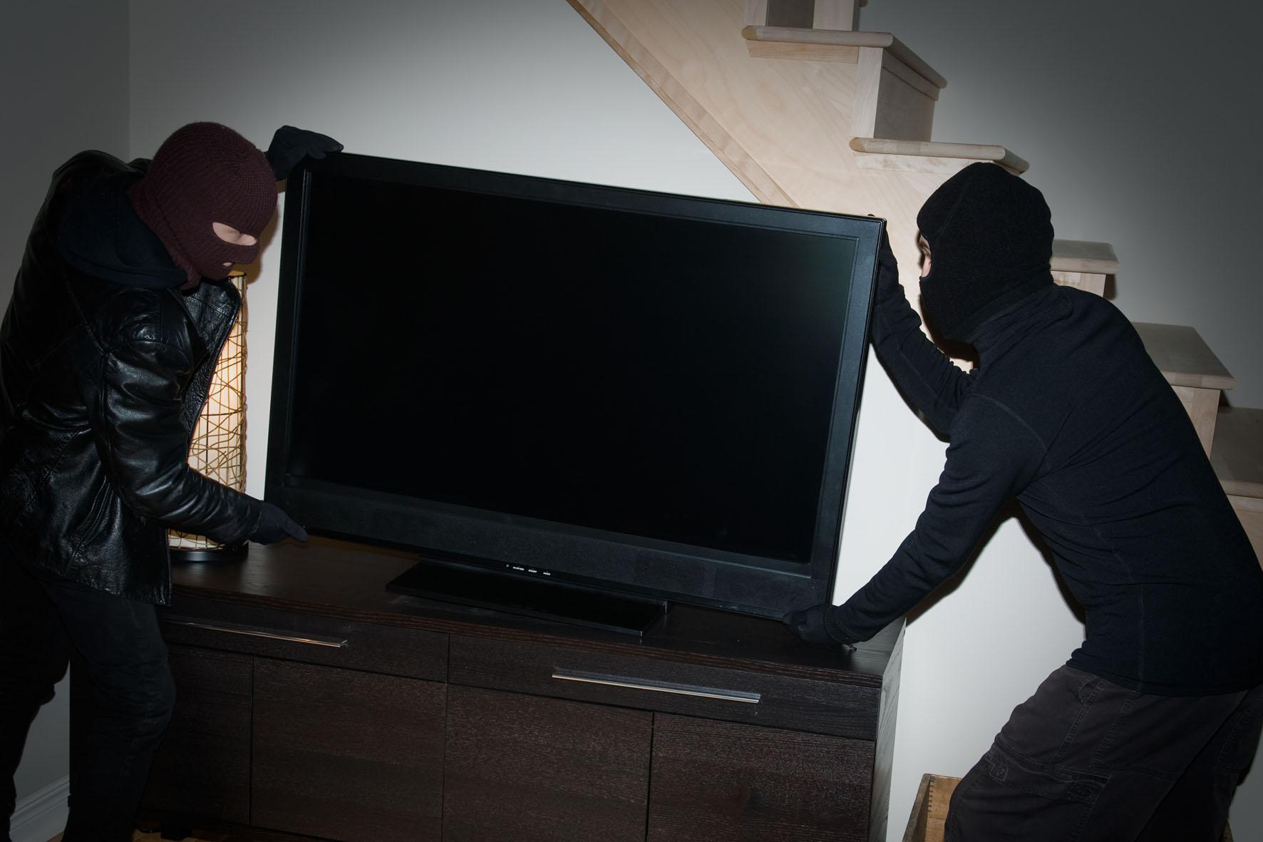 В Измаиле раскрыты две телевизионные кражи