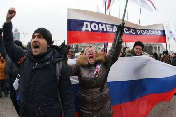 Кремль готовит Донбасс к присоединению, а в остальной Украине новый Майдан - СМИ