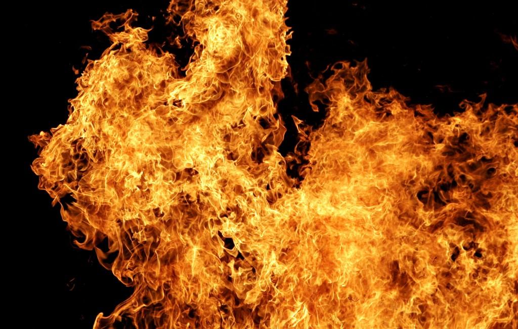 В Килие соседи потушили пожар и спасли ребенка