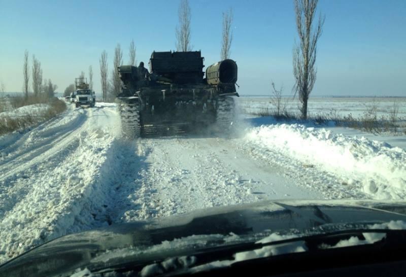 1924385_827462463982927_4917571072572285468_n Военные продолжают расчищать дороги в Одесской области (фото)