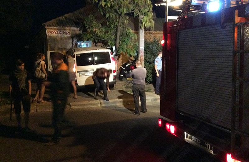 2_dtp_v_izmaile-3 Самая аварийная улица в Измаиле: кто виноват и что делать? (фото,видео)