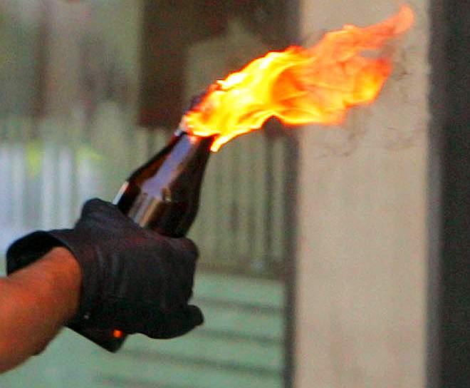 В Белгороде-Днестровском ночью пытались поджечь РЄС