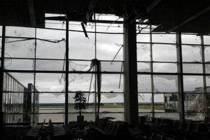 """""""Киборги"""" в донецком аэропорту понесли потери"""