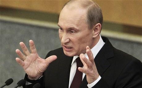 5 фактов, о которых соврал Путин