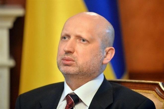Александр Турчинов - новый секретарь СНБО