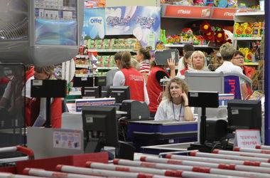Цены в украинских магазинах растут каждую неделю