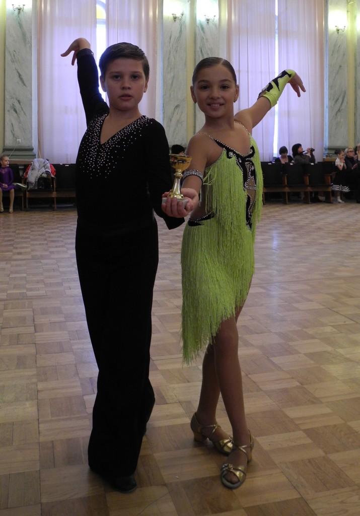 Танцоры «Конфетти» привезли победу из Одессы (фото)