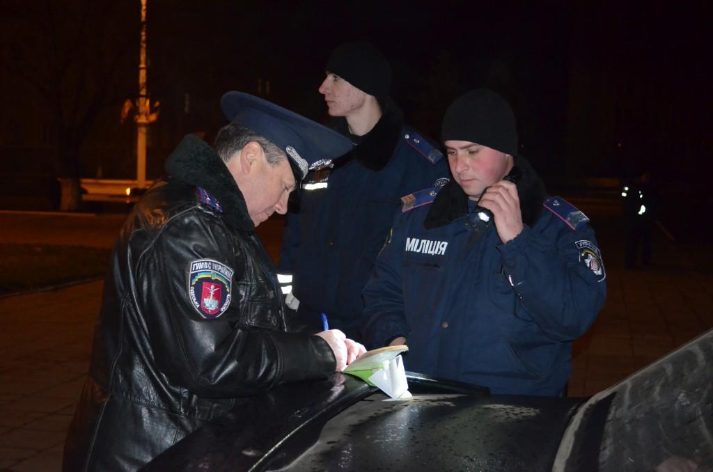 Измаильская милиция  всегда на посту (фото)