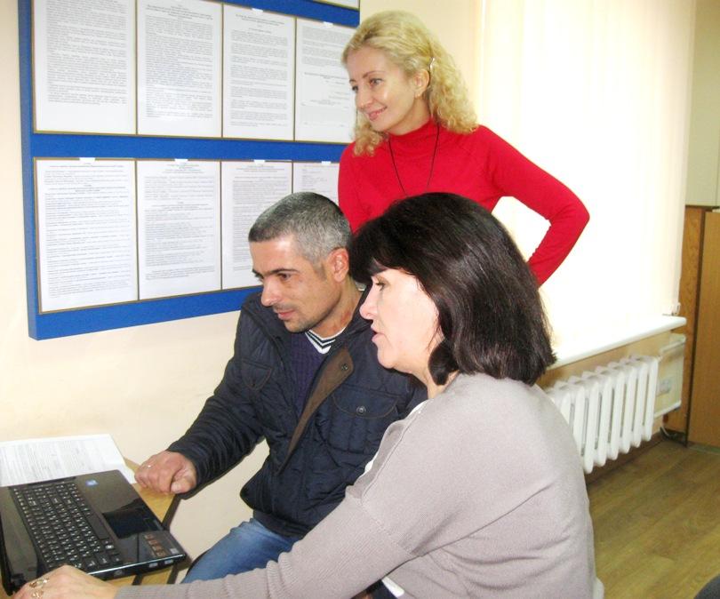 Измаильских плательщиков учили отчетности в электронном виде