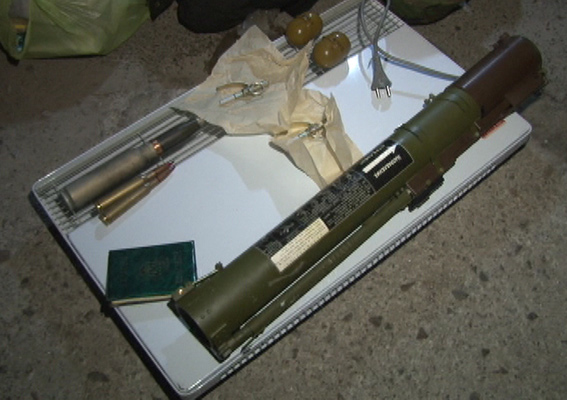 В Одессе предотвратили террористический акт (фото, видео)