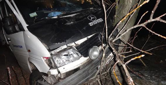 Под Одессой разбился рейсовый автобус. Два человека погибло (Фото)