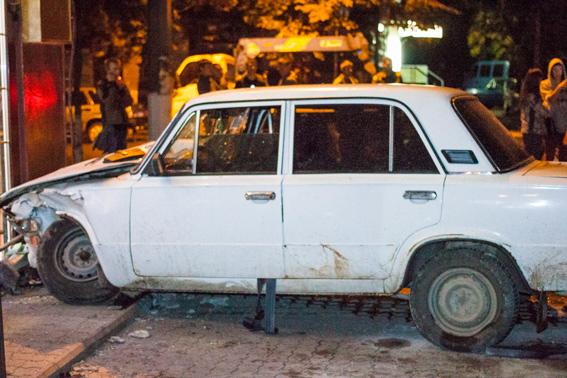 Измаил: за рулем без прав и без опыта (фото)