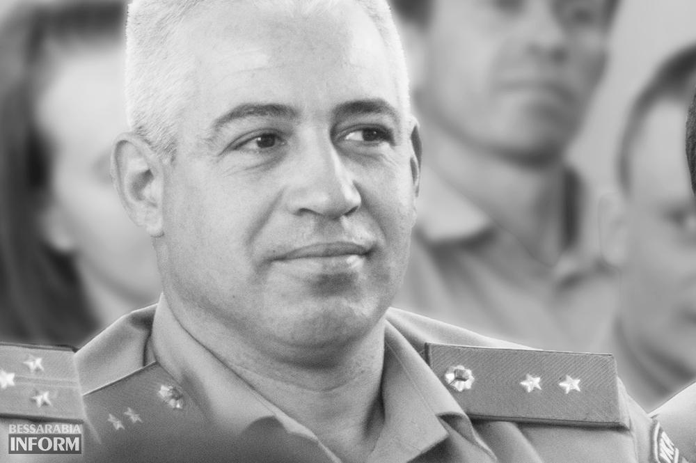 Сегодня в Измаиле похороны сотрудника ГАИ, умершего от инфаркта (фото)