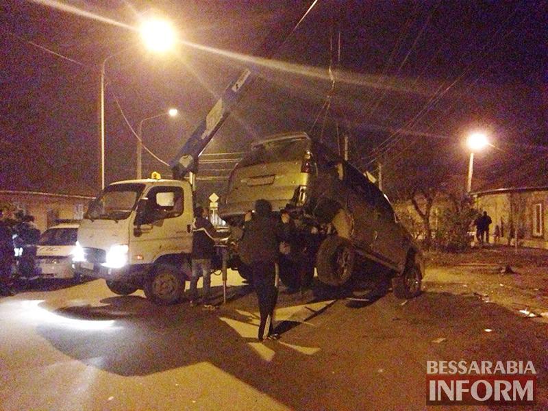 dtp-izmail-lexus-nissan-11 Самая аварийная улица в Измаиле: кто виноват и что делать? (фото,видео)