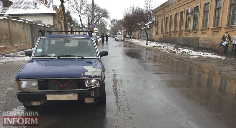 dtp-na-b-dnestrovskoi-izmail-3 ДТП в Измаиле: Белгород-Днестровскую не поделили Fiat и Camry (ФОТО)